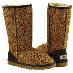 Cheetah uggs <3