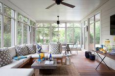 Enclosed verandah by sososimps