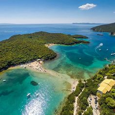 Syvota, Thesprotia, Epirus region, Greece
