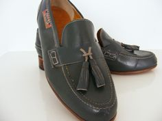 Really cool - all new, never worn - 1950s college loafers!
