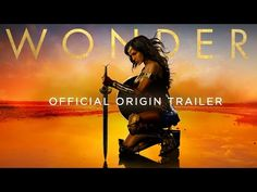 WONDER WOMAN - Official Origin Trailer - This June witness the future of justice. #WonderWoman  - Wonder Woman in theaters June 2, 2017. Epic action adventure starring Gal Gadot, Chris Pine, Connie Neilson and Robin Wright. Directed by Patty Jenkins. | Warner Bros. Pictures