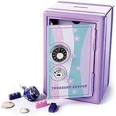 My Treasure Keeper Safe & Bank. Ava toys My Treasure Keeper Safe & Bank - Best for Ages 5 to 10