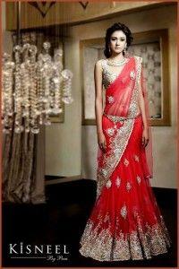 Indian wedding clothes, Indian bride, lehenga #shaadibazaar