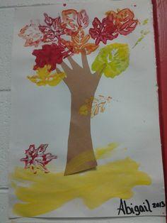 K4 fall tree