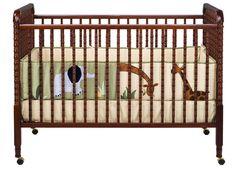 Jenny Lind Crib in Cherry