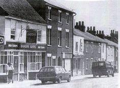Magdalen street 1970's.