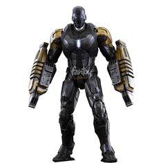 Striker (Mark XXV) - Iron Man 3 - Hot Toys