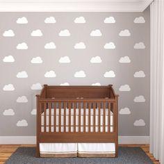 24 White Nursery Clo