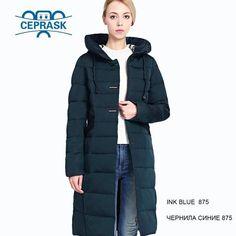 6XL Parkas Female Biological-Down Jacket Down Winter Women Warm Hoodie Long Size Plus Women's