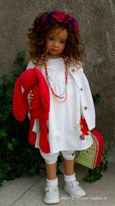 Новые куклы от Angela Sutter. Август 2014 года / Коллекционные куклы Angela Sutter / Бэйбики. Куклы фото. Одежда для кукол