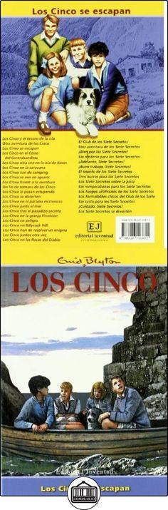 Los cinco se escapan (EL CLUB DE LOS CINCO) Blyton-Los Cinco ✿ Libros infantiles y juveniles - (De 6 a 9 años) ✿ ▬► Ver oferta: http://comprar.io/goto/8426103618