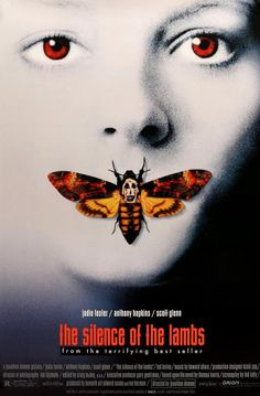 The Silence of the Lambs (1991) Original One-Sheet Movie Poster