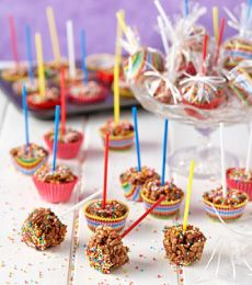 Cadbury Snack Crackle Pops Recipe