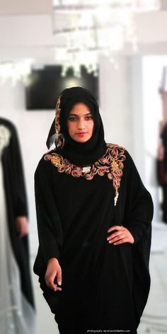 Abayas all Roped Up! | Nspired Style, abayas, ropes, cord work