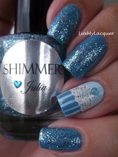 Cute Birthday look by LuvMyLacquer