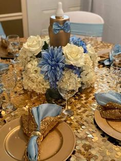 Baby Shower, Table Decorations, Furniture, Home Decor, Babyshower, Decoration Home, Room Decor, Home Furnishings, Baby Showers