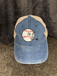 Otto baseball SnapBack hat patch MLB mesh denim funny cap  Otto   BaseballCap Hat Patches a718729ad