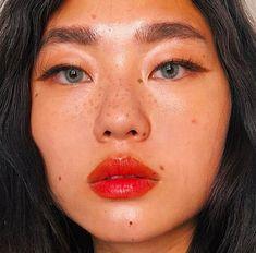 Trendy Makeup Ideas Eyeliner Bold Brows 69 Ideas Trendige Make-up-Ideen Eyeliner Bold Brows 69 Brown Eyeliner, No Eyeliner Makeup, Hair Makeup, Makeup Lipstick, Mac Lipsticks, Makeup Inspo, Makeup Inspiration, Beauty Makeup, Makeup Ideas