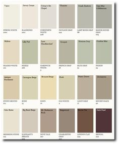 color on pinterest benjamin moore farrow ball and paint colors. Black Bedroom Furniture Sets. Home Design Ideas