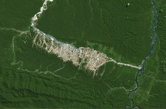 ANTHROPOCENE #04 Huepetuhe Hydraulic Mining Zone, Río Caychihua, Madre de Dios Region, Peruimage by Bing Maps http://traumnovelle.eu/