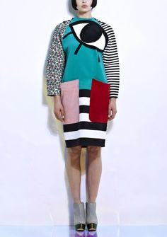 Eye Dress By Joanne Pybus