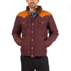 Penfield Stapleton Down Insulated Jacket