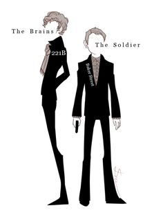 Sherlock - the brain and the soldier. I just finished both seasons and have no idea what to do right now. I want to scream at bbc but cry hysterically because John has to wait.< Welcome to the Sherlock fandom. Sherlock Holmes, Sherlock Fandom, Sherlock John, Sherlock Poster, Sherlock Season, Johnlock, Martin Freeman, Benedict Cumberbatch, Sherlock Cumberbatch
