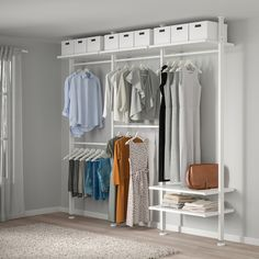 ELVARLI 3 sections - white - IKEA