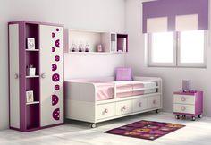 Dormitorio juvenil 069-KU2-007 de Singulárea