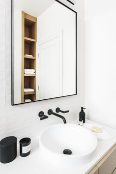 Bathroom inspiration - via Coco Lapine Design