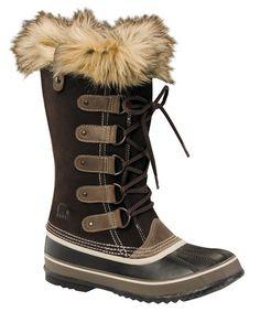Hawk Joan of Arctic Waterproof Boot - Women by SOREL Women & Men on @zulily today!