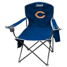 Jarden Consumer Solutions Rawlings NFL Tailgate Folding Chair NFL Team: Chicago Bears
