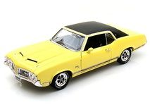 1970 Oldsmobile Cutlass SX 1/18 Yellow
