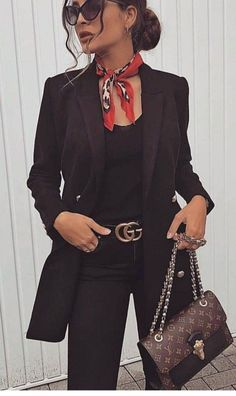 40 Classy Outfit Ideas For Women That Will Make You Pretty - Work Outfits Women Mode Outfits, Chic Outfits, Fall Outfits, Fashion Outfits, Womens Fashion, Fashion Ideas, Fashion Jobs, Fashion Quiz, Summer Outfits