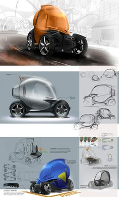 The #EU #LIVE (Efficient #Ultra #LIght #VEhicle, clever no?) is a biomimetic…