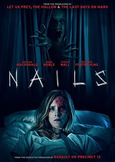 Shop Nails [DVD] at Best Buy. Find low everyday prices and buy online for delivery or in-store pick-up. Best Horror Movies, Horror Movie Posters, Horror Films, Scary Movies, Hd Movies, Movies And Tv Shows, Action Movies, The Hallow, Horror Tale