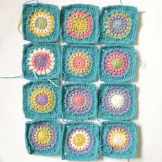 Three Beans in a Pod: crochet