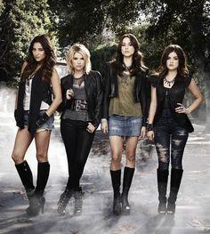 Pretty Little Liars - Teen Choice Awards Nominee for Choice Summer TV Show #PLL