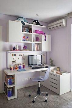 Home office feminino