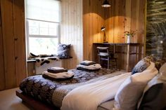 fforest wales vacation rental ty forest bedroom