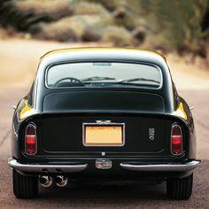 #cars #photography #photooftheday #photos #black #astonmartin #vintage #classic ✔️ Aston Martin Cars, Aston Martin Lagonda, Touring, Rear View, Instagram, Classic, Photos, Photography, Vintage