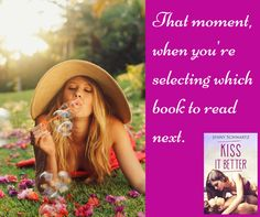 Kiss It Better - contemporary romance - releases today - http://www.amazon.com/Kiss-Better-Jenny-Schwartz-ebook/dp/B00NAI37I6/