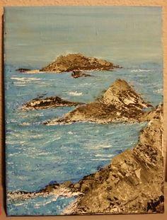 bretagne 2015. 20x25 acryl