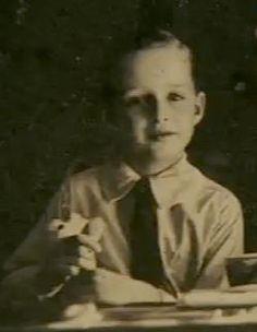 Da piccolo era già un figo assoluto !!!