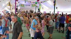J. DAWG JOURNEYS: Allons Danser! - The Rhythm & Roots Music Festival...