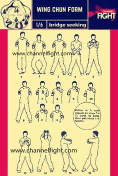 Wing Chun Form- Bridge Seeking 1/6