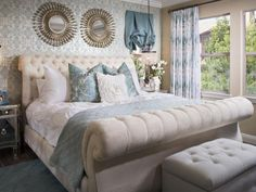 Photo of Beige Bedroom project in San Diego, CA by Style On A Shoestring