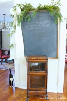 We are DIY-ing a falling-down Victorian house, one room at a time… and the BEST part is the decorating! Craigslist is my greatest source for all kinds of antiques, amazing decor and salvaged finds!