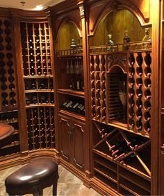 Ciematic is specialist for high end customized wine cellar. Contact us to get 30+ more design