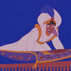 This Guy Recreated Aladdin's Magic Carpet Ride Using A Skateboard And It's Seriously Impressive